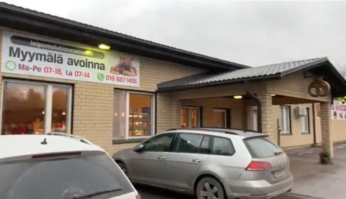 Leipomo Lähimmäinen Mäntsälä