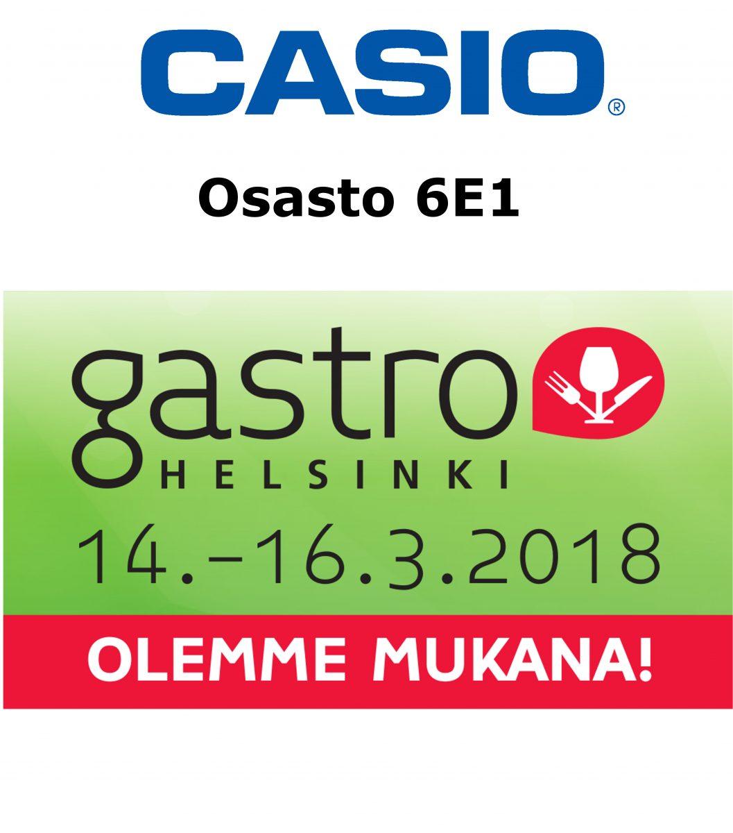 Casio Gastro 2018